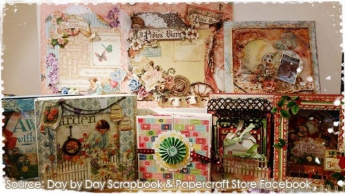 Day By Day Scrapbook